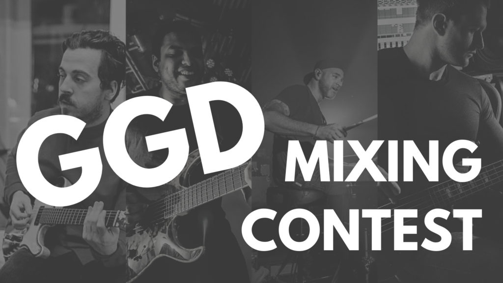 GetGood Drums Mixing Contest Ermin Hamidovic Misha Mansoor Matt Halpern Dez Nagle